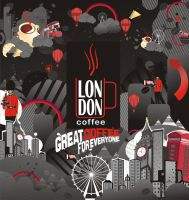 London coffee..... by lontongsayur