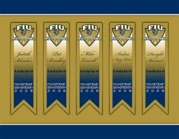 FIU Hall Of Fame Banners by Captive-Elements