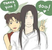 Thank you ! by crooquete