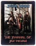 The Journal of Jax Pavan Fanfic Cover by AG88