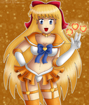 Sailor Venus by izka197