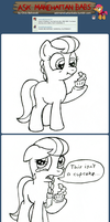 Ask Manehattan Babs #19 by wildtiel