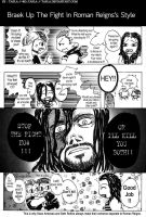 The Shield Funny Moment : Break Up The Fight by Tapla
