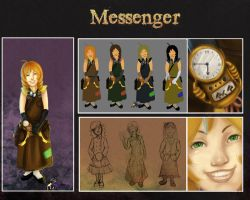 Messenger Concept by HatterMadness