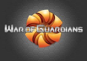 War of Guardians Logo by Loone-Wolf