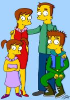 The Simpson-Powers Family (Holidays of Future) by TomSimpson96