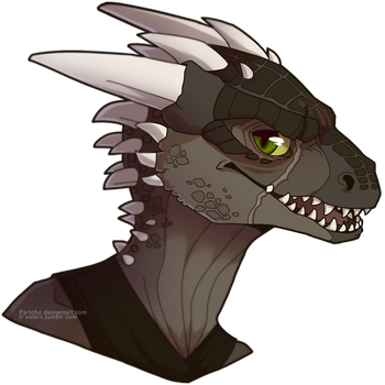 more Argonian by Vencentio