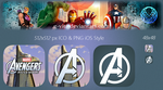 Marvel's Avengers Assemble TV Series Icon by g-Vita
