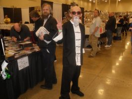 It's Master Roshi by DamageArts