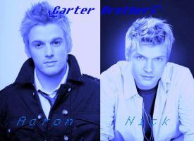 Carter Brothers by marsyANTManiac