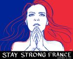 Pray For Paris by BakaGG