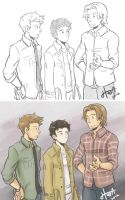 SPN - Team Free Will 1 by msloveless