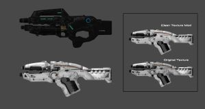 Andromeda Weapon Pack 8 by nach77
