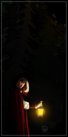 Le Petit Chaperon Rouge by kevintheradioguy