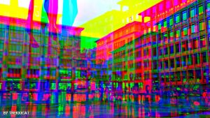 Cologne in colour by Trekkicat