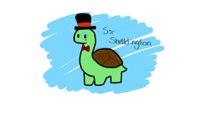 Sir Shelldington by wolf401