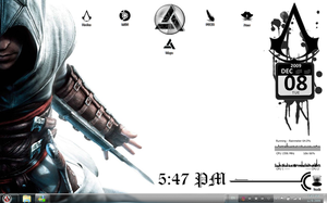 Dark Creed by LiveFox