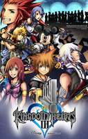 Fanart - Kingdom Hearts III cover by Dakiarts