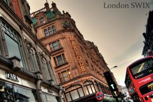 London West End HDR by nat1874