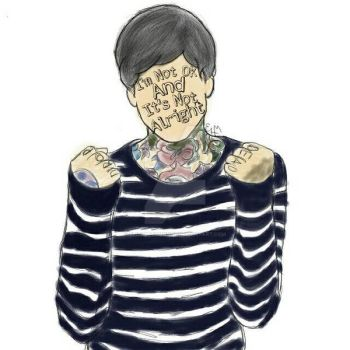 Oliver Sykes (BMTH) by ElizabethMondy