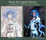draw it again by Emilyena