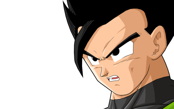 Adult Gohan by drozdoo