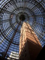 Shot Tower by Zephyrinous