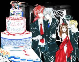 A Wedding to Never Forget by SaekiSekai