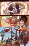 TORTOISE AND HARE part3 pg6 by MikeLuckas