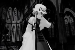 MMD How you turned my world, you precious thing... by CrimsonKingie