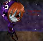 Halloween Zombie by Sfrey4138