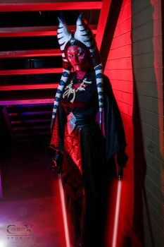 Darth Moros: Waiting by CLeigh-Cosplay