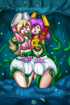 Tentacle Torment by 34Qucker
