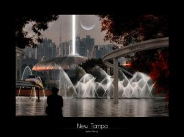 Times Change: New Tampa by Lilshadow