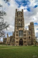 Ely Cathedral by JuanChaves