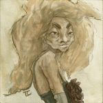 Goblin Chic Number 1 by Ceydran
