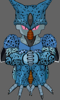 Cell jr. first form by RobertoVile