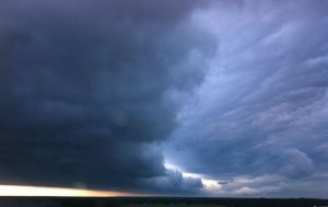 Storm Clouds Stock2 by mysticmorning