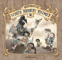 WICKED NURSERY RHYMES II COVER by GrisGrimly