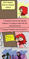 Not safe for chibis by Mythical-Human