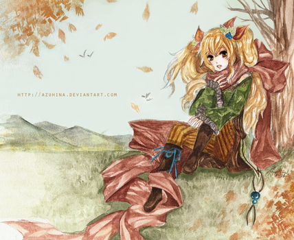 Autumn by Azuhina