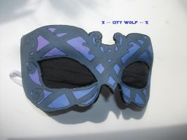 Cantarella Grace Edition Kaito Mask by X-CityWolf-X