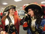 N.E. Geek Expo 2015 Captain and Milady II by Edward-Smee