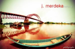"""merdeka bridge"" by hinawan-photographs"