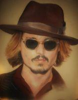 The Versatile Johnny Depp by damago