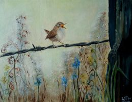 Dawn Chorus Reprive by WendyMitchell