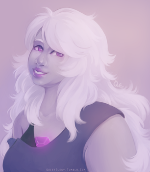 SU - Amethyst by QuietElegy