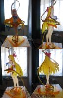 Sailor Venus figuarts ZERO by ShaianWillems