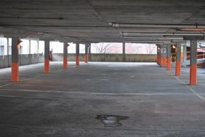 Parking Deck 01 by Muttstock