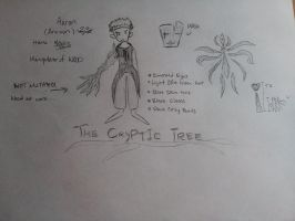 The Cryptic Tree - Aaron by Pikazxyz101